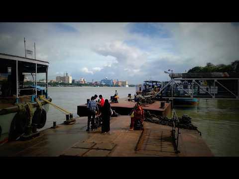 howrah launch ghat, kolkata , india