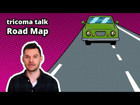 tricoma Talk 002 - Road Map, Weiterentwicklung von tricoma, Erweiterungen vornehmen lassen