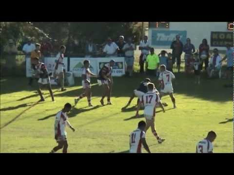 Fremantle vs South Perth first grade 23 03 2013 2nd half