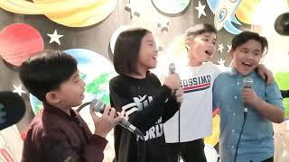 Stand Up For Love - TNT Boys with Jhon Clyd on Keifer's 14th Birthday! 🎉