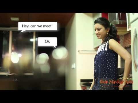 Navkar Arts Presents Vijesh & Vinni Concept Pre Wedding Video