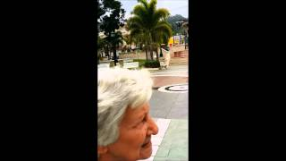 Sábado de paseo con mami en Adjuntas, Puerto Rico