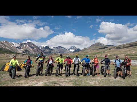 Fatbike Tavan Bogd National Park, Mongolia