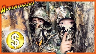 EXTREME CAMO HIDE AND SEEK WITH TREASURE $$$