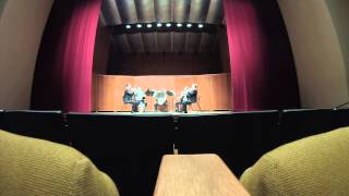 "University of Kentucky Faculty Brass Quintet - ""Stephen Foster Medley"" and ""Take the A Train"""