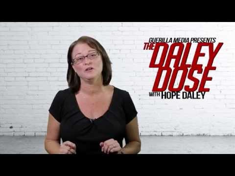 Daley Dose - Viewer Question - Online Marketing for B2B vs B2C