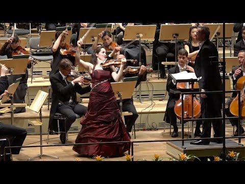 Ravel: Tzigane I Tonhalle Zürich; Sophia Jaffé mit dem argovia philharmonic unter Douglas Bostock