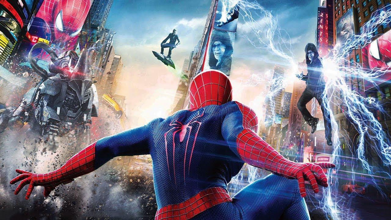 the amazing spider man 2 le jeu vido trailer vf