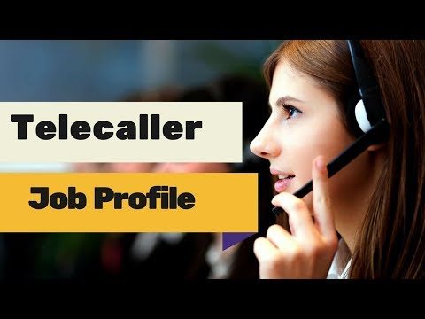 Telecaller/Telemarketing Job Description || BPO Jobs || Call Center