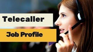 Telecaller/Telemarketing job description || BPO jobs || call center
