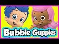 Bubble Guppies - Good Hair Day. Kids games for girls.