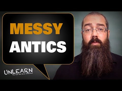 Messy-antics in the Hebrew Roots | UNLEARN