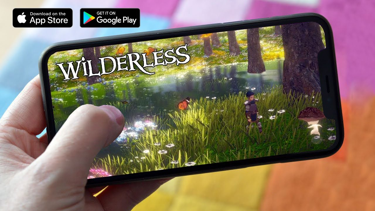 Wilderless - Open World RPG Beta Test Android, iOS - Gameplay ...