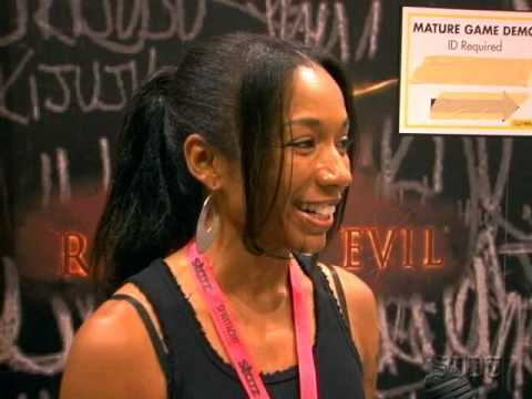 ComicCon 2009: Karen Dyer on the voice and motion of Sheva Alomar