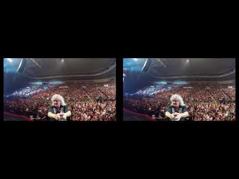 Selfie Stick Video | Melbourne, Australia |3D| First Night [March 2, 2018] Queen + Adam Lambert