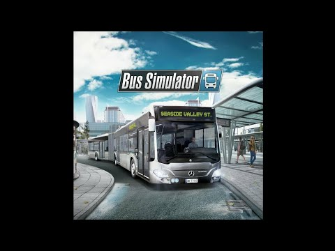 歐洲巴士模擬 PS4瘋狂試玩 - YouTube