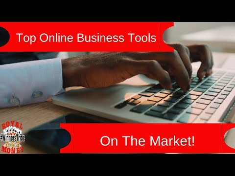 Top Online Business Tools On The Market