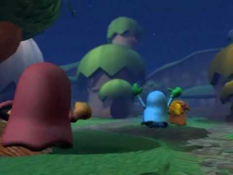 Pac-Man World 2 (PS2) Intro