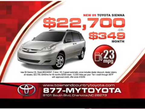 Town And Country Toyota >> Town And Country Toyota Youtube
