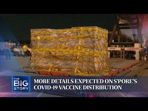 More details expected on S'pore's Covid-19 vaccine distribution | THE BIG STORY