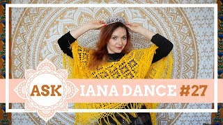 Difference between professional and amateur dancers  - ASKianaDANCE #27