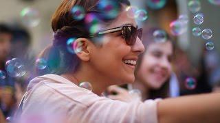Soap Bubbles Festival 2015 | FLASHMOB Azerbaijan