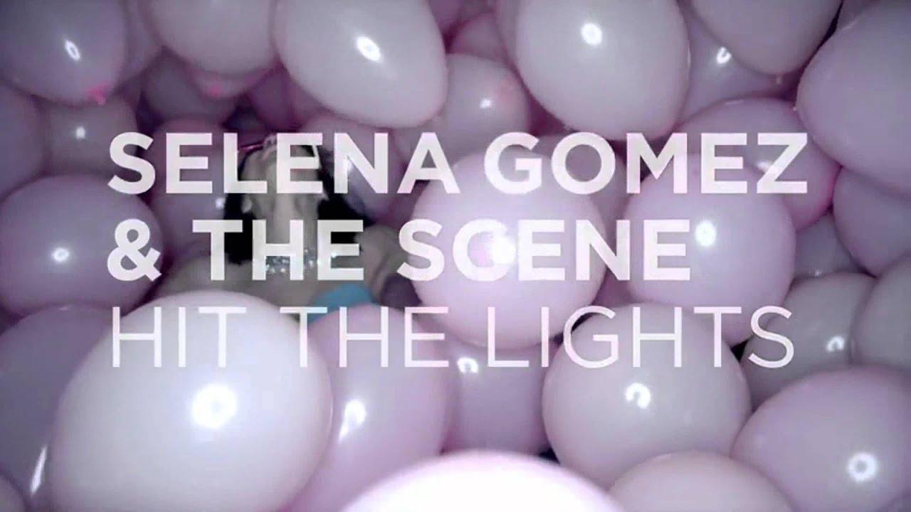 Download Selena Gomez & The Scene - Hit The Lights - Teaser 2