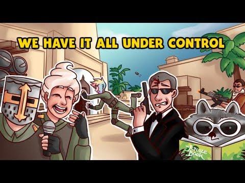 The Stupid Service | CS:GO Funny Moments