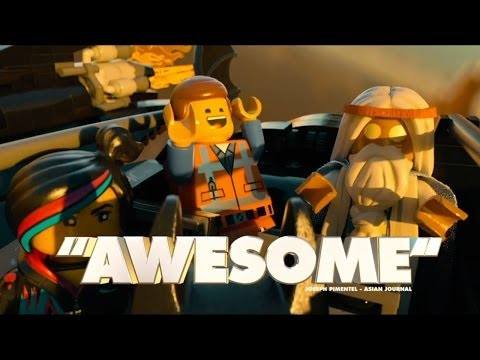 The LEGO Movie - Now Playing Spot 2 [HD]