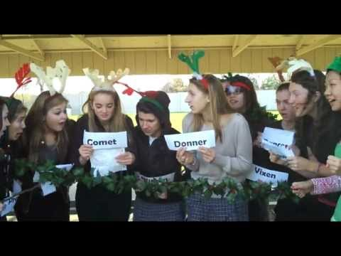 NDA Student Council Christmas Video 2011