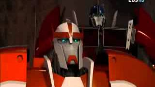 Transformers Prime: Happy New year