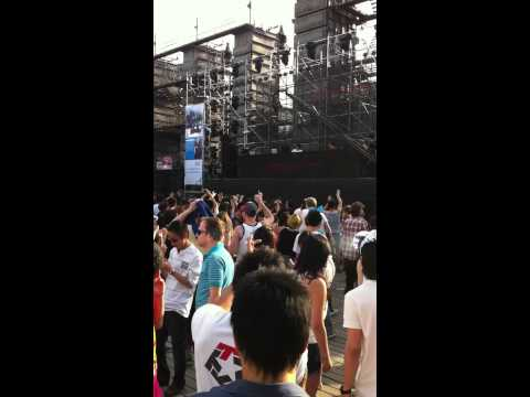 Intro music festival electronic beijing may 2011