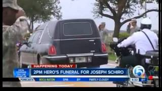 Funeral planned for Joseph Schiro