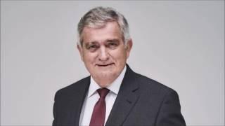 Rudolf Chloupek, kandidát do Senátu za ČSSD. Volební vizitka pro ČRo