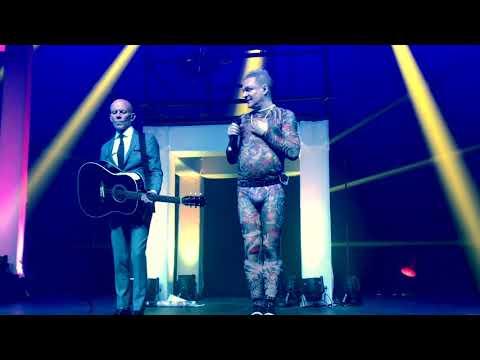Erasure A LITTLE RESPECT live ao vivo São Paulo Brasil 11.05.2018 Espaço das Américas World Be Gone