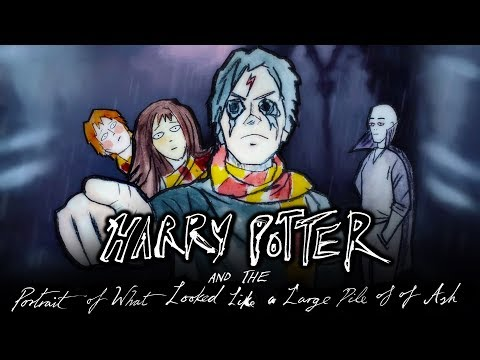Animation Harry Potter And The Portrait Of What Looked