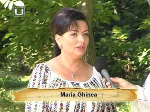 DESTINE POPULARE. Invitată: Maria GHINEA
