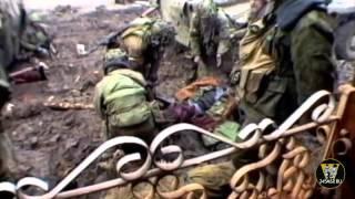 АД  Чечня, Грозный январь 1995г