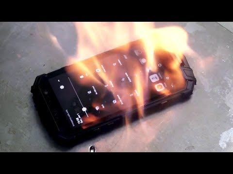 This smartphone can survive in any condition