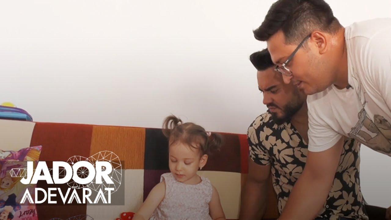 Jador, în vizită la unchiul său: