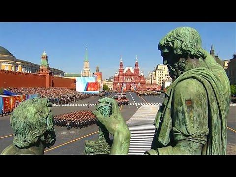 Марш Прощание Славянки (2014 г.)