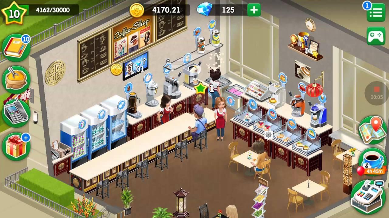 My Cafe Einrichtung : my cafe recipes stories 11 up to level 10 youtube ~ A.2002-acura-tl-radio.info Haus und Dekorationen