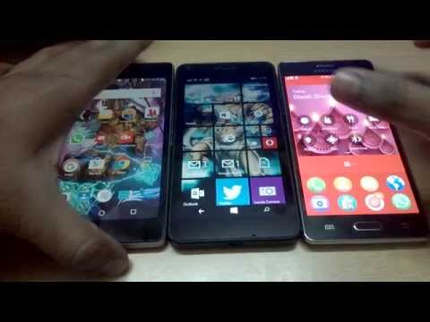 234) Windows vs Tizen vs Android-shutdown and bootup speed test