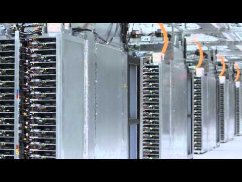 Thumbnail: Explore a Google data center with Street View
