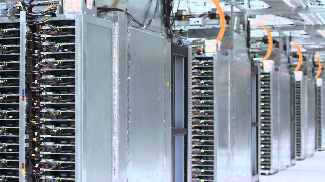Explore a Google data center with Street View  YouTube