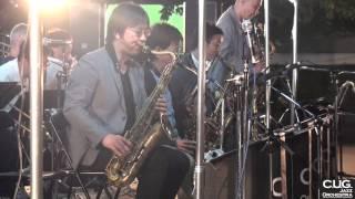 『Sunset and the mockingbird』 CUG Jazz Orchestra
