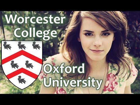 140. Вустер Колледж, Оксфордский Университет. Worcester College, University of Oxford, UK