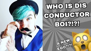 WHO IS DIS CONDUCTOR BOI?!?! | yocatgrannae's Theories #39 (LIVE)