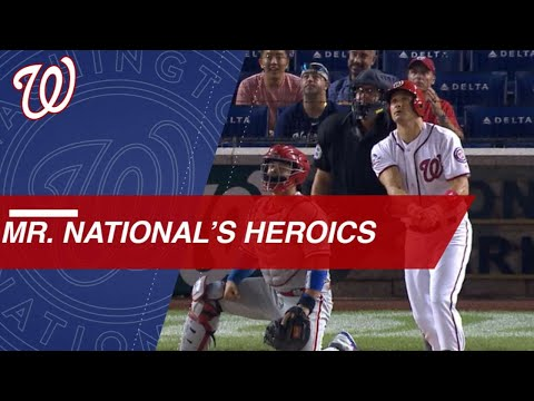 Nationals rally on Zimmermans walk-off 2-run homer