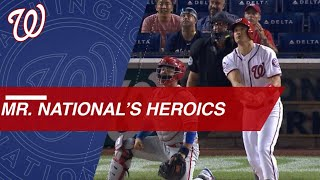 Nationals rally on Zimmerman's walk-off 2-run homer